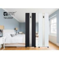 Buy cheap Self Standing Electric Room Fragrance Diffuser Machine Black Metal Essential Oil 500ML from wholesalers