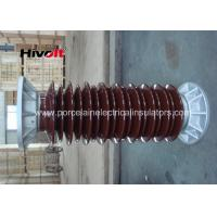 Quality 110KV Brown Color Hollow Core Insulators Excellent Mechanical Performance wholesale