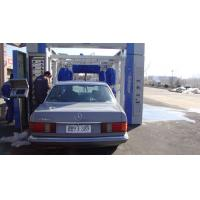 Buy cheap Tunnel car wash systems solution with soft car wash brush TP-701 from Wholesalers
