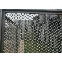 Buy cheap Stainless Steel Expanded Metal Mesh With 2 mm Thickness For Ceiling Decorative from Wholesalers