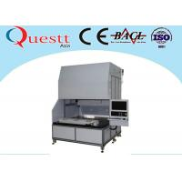 Buy cheap RF CO2 CNC Laser Marking Machine With Air Cooling System , 1064nm Laser  Wavelength from wholesalers
