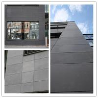 Waterproof Compressed Fibre Cement Board Wall Cladding Sound Insulation