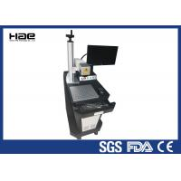 Buy cheap Jewelry Laser Engraving Machine , High Anti Falsification Rotary Desktop Laser Marker from Wholesalers