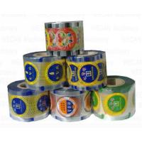 Buy cheap top quality plastic sealing film for bubble tea from Wholesalers
