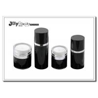 Buy cheap 50ml Plastic Lotion Jars / Airless Pump Bottles For Classifying Thin Emulsion from Wholesalers