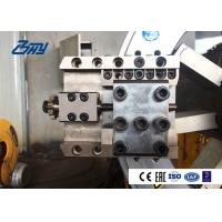 Buy cheap Auto Feed Hydraulic Pipe Cutting And Beveling Machine , Steel Pipe Beveler from Wholesalers