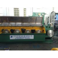 Buy cheap 9D Copper Rod Breakdown Machine , Green Large Drawing Machine With Annealing from Wholesalers