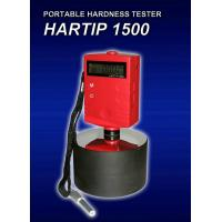Buy cheap Portable Hardness Tester Hartip 1500 ASTM A956 Standard for Rockwell , Brinell Measuring from Wholesalers