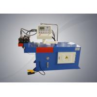 Buy cheap Easy Operation Automatic Pipe Bending Machine With English Display Screen from wholesalers