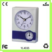 Buy cheap Plastic gift clock/wall clock/square clock/lcd clock from wholesalers