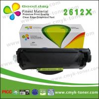 Buy cheap 12X Q2612X Toner Cartridge Used For HP LaserJet 1010 1012 1015 1018 Black from wholesalers