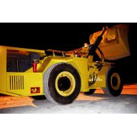 Increase Productivity with the Right Excavation Equipment of 1.5 CBM Underground Mining Loader