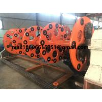 Buy cheap 400/500 planetary disc type wire rope twisting stranding machine.planetary cable/stranding machine from wholesalers