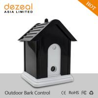 Buy cheap Dezeal DZ-208 battery powered ultrasonic dog stop barking control repeller from Wholesalers