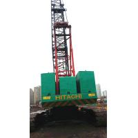 Buy cheap Hydraulic Jib Crane used crane track crane Hitachi Crawler Crane 150ton (KH700-II) from Wholesalers