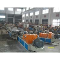 Buy cheap Plastic WPC Foam Sheet Extrusion Line For Cabinet / Furniture Board , High Efficiency from Wholesalers