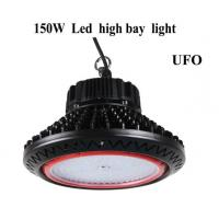 Buy cheap New Style IP65 UFO 150W LED High Bay Light CE Rohs FCC 5 Years Warranty from Wholesalers
