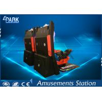 Luxury TT Motor Racing Game Simulator With 47 Inch High Definition Screen
