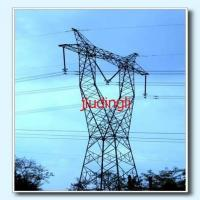 Buy cheap steel Lattice Transmission Tower from Wholesalers