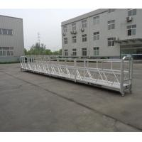 Buy cheap ZLP800 Aluminum suspended platform for building cleaning from wholesalers