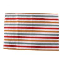 Buy cheap Colorful Stripe Printed Dining Table Mats Cotton Fabric For Decoration from Wholesalers
