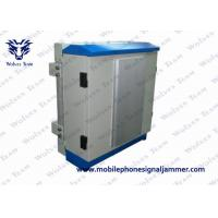 Buy cheap Customize Frequency Vehicle Jammer Waterproof Adjustable 420 × 480 × 130 Mm Dimension from wholesalers