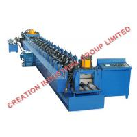 Buy cheap Galvanized Steel Safty Highway Guardrail Roll Forming Machine with CE Certificate from wholesalers