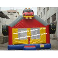 Buy cheap Snow White 0.55mm PVC Tarpaulin ( Plato) Inflatable Water Trampoline Combo Bouncer from Wholesalers
