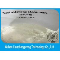 Buy cheap Bodybuilder Pharmaceutical Testosterone Anabolic Steroid CAS 5721-91-5 Test Decanoate from Wholesalers