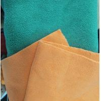 Buy cheap Microfiber Green 160cm Width 300gsm Super Absorbent Cleaning Terry Fabric from Wholesalers