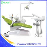 Buy cheap Foshan  Chuangxin manufacturer supply good price dental chair with dental stool from wholesalers