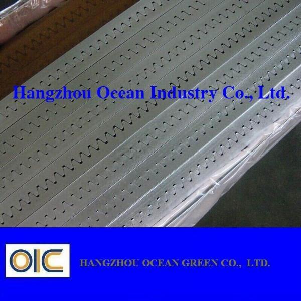 Quality Sliding Gate Gear Rack M4 8*30*1005 Steel Gear Rack For Sliding Gate for sale