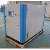 China Portable Water Cooled Chiller Unit With Low Water Temperature Alarm , CE & ISO on sale