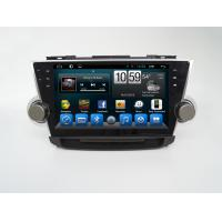 China 10.1 Inch Car Multimedia Navigation System With Double Din Touch Screen Android on sale