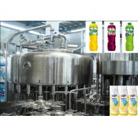 Buy cheap Rotary Multi-Head Bottle Filling Machine Used In  Fruit Juice Production  Line from Wholesalers