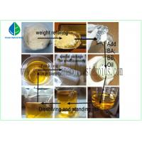 Anabolic Androgenic Steroids Testosterone Undecanoate Andriol CAS 5949-44-0