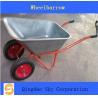 Buy cheap two wheels wheelbarrow from Wholesalers
