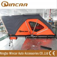 Buy cheap Orangle Roof Top Tent With Printing Logo from wholesalers