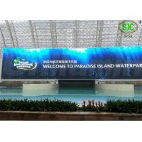 Buy cheap HD P10 LED TV Screen Indoor Led Video Billboards Full Color Display from Wholesalers