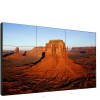China High Definition 49 Seamless Video Wall LCD Monitors For Meeting Conference Room on sale