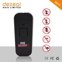 Buy cheap Dezeal DZ-206 battery powered portable ultrasonic dog repeller from Wholesalers