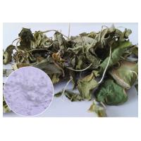 Buy cheap Gotu Kola Leaf Centella Asiatica Extract Powder Oxidation Resistance from wholesalers