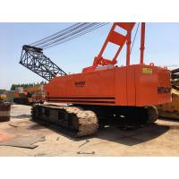 Buy cheap Used Japanese Hitachi Lattice Boom Crawler Crane 50ton (KH180-3) from Wholesalers