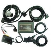 Buy cheap Mercedes Benz OBD Diagnostic Tools Compact4 with 4 PIN, 38 PIN, 14 PIN Truck Cable from Wholesalers