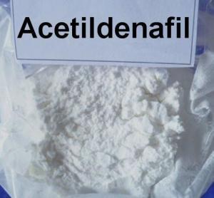Quality Male ED Sexual Enhancement Acetildenafil Hongdenafil for Erectile Dysfunction Treatment CAS 831217-01-7 wholesale