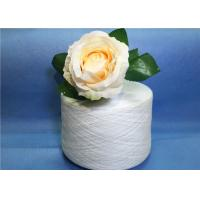 Virgin high tenacity polyester yarn on paper cone for sewing thread