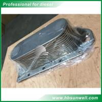 Buy cheap Genuine Dongfeng Cummins 6CT Diesel engine part Oil Cooler Core 3918175 from wholesalers