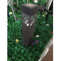 Buy cheap Poly Crystal / Amorphous Solar Garden Lights Weather Resistant Solar Light from Wholesalers