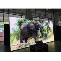 Buy cheap Lightweight Indoor Rgb Led Screen Hire 480*270 Mm Cabinet Dimension from wholesalers