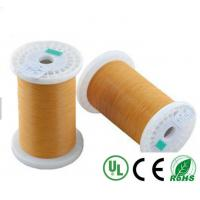 Buy cheap 0.1mm Triple Insulated Wire 130℃ For Transformers / Coils ISO Approved from Wholesalers